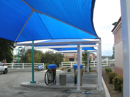 Car wash cantilevers