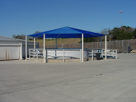 Cantilever Shade Structures