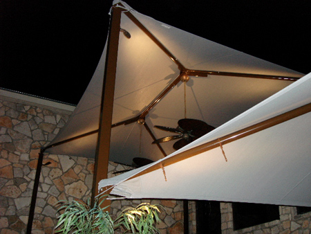 Fabric Canopy Photo 20 Shade Structures Canopies Shade