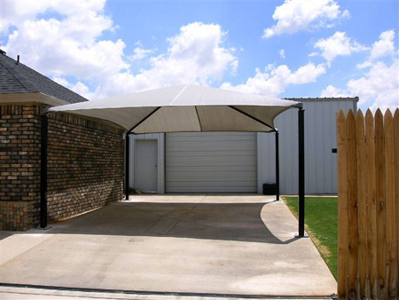 Residential shade structures 4