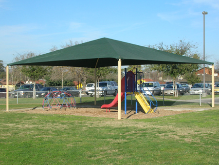 Playground shade structures1