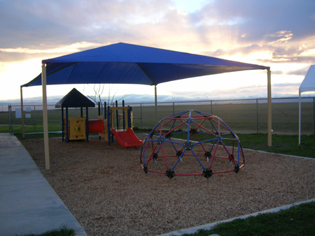Playground shade structures 2