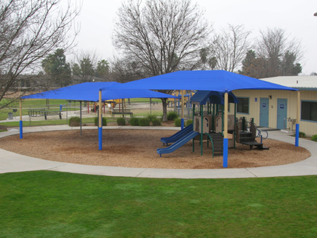 Playground shade structures 4