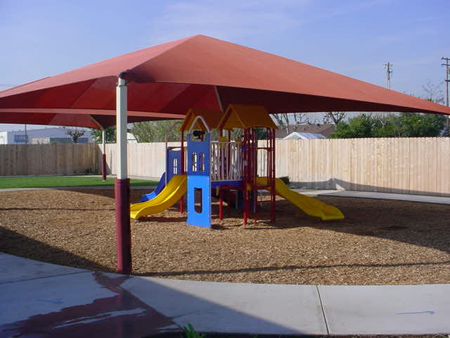 Playground shade structures 11