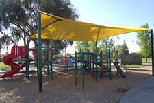 California shade structure