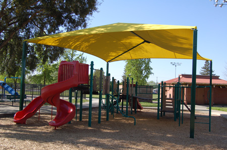 Shade structure sacramento california