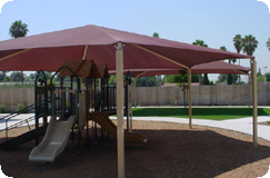 Day Care Shade Structures
