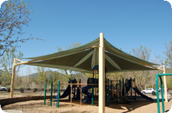 Parks and Recreation Shade Structures