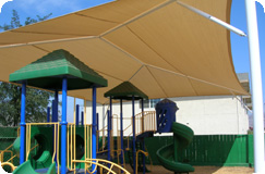 Playground Shade Structures